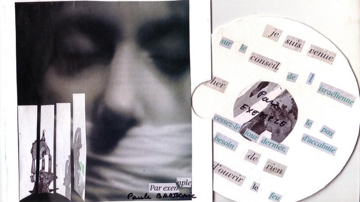 par exemple CD
