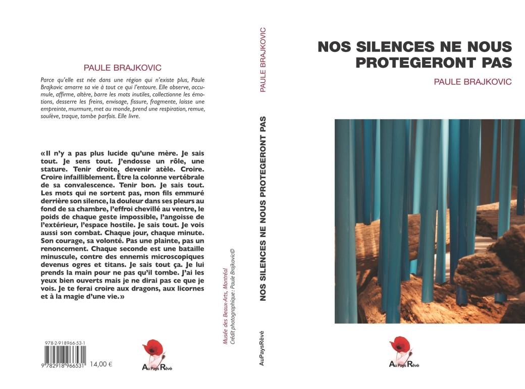 couverture des silences